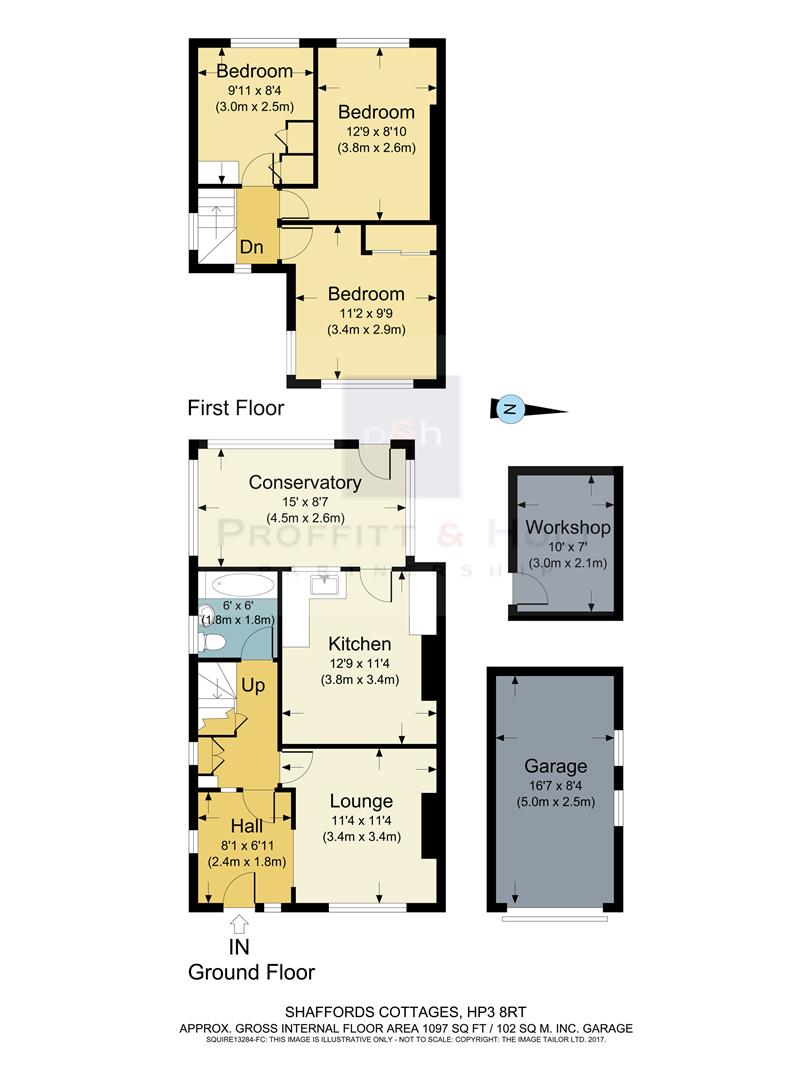 3 bedroom house for sale in lower road squire estates